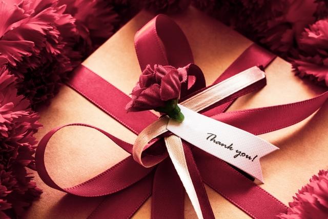 感謝のプレゼント