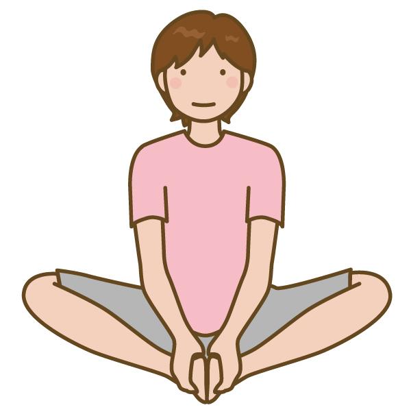 股関節の開脚